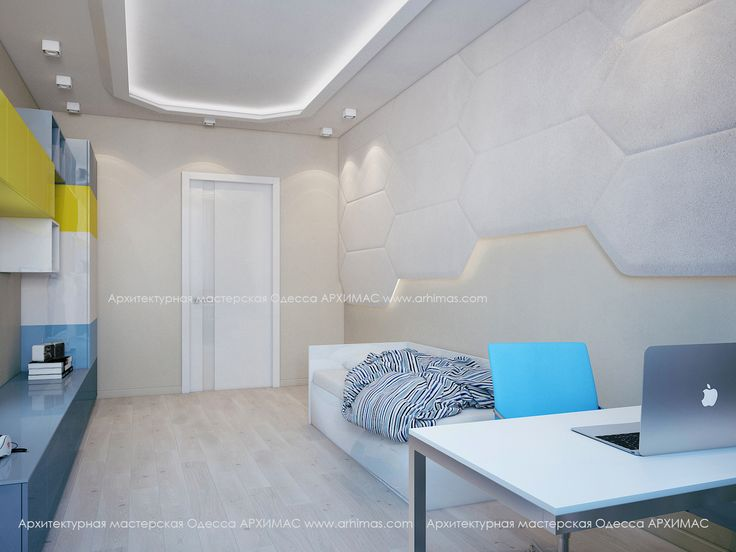 Дизайн интерьера ЖК Альтаир Нова Будова Одесса Архимас