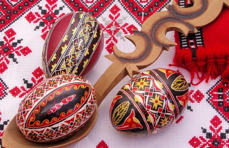 Oua incondeiate si alte traditii de Paste de prin Ardeal