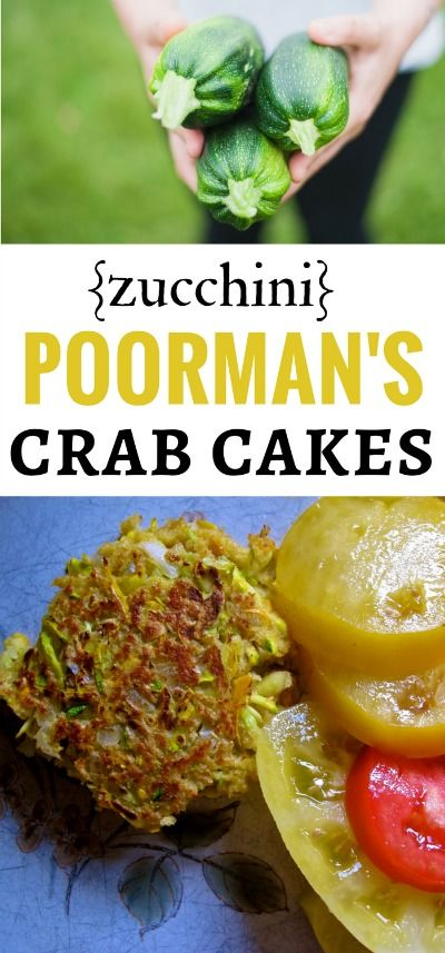poorman's crab cakes