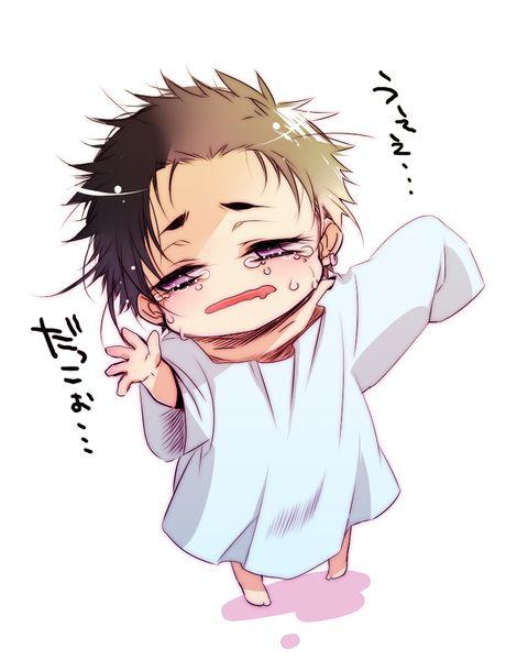 Shrink Anime Boy: 21 Best Dễ Thương Images On Pinterest