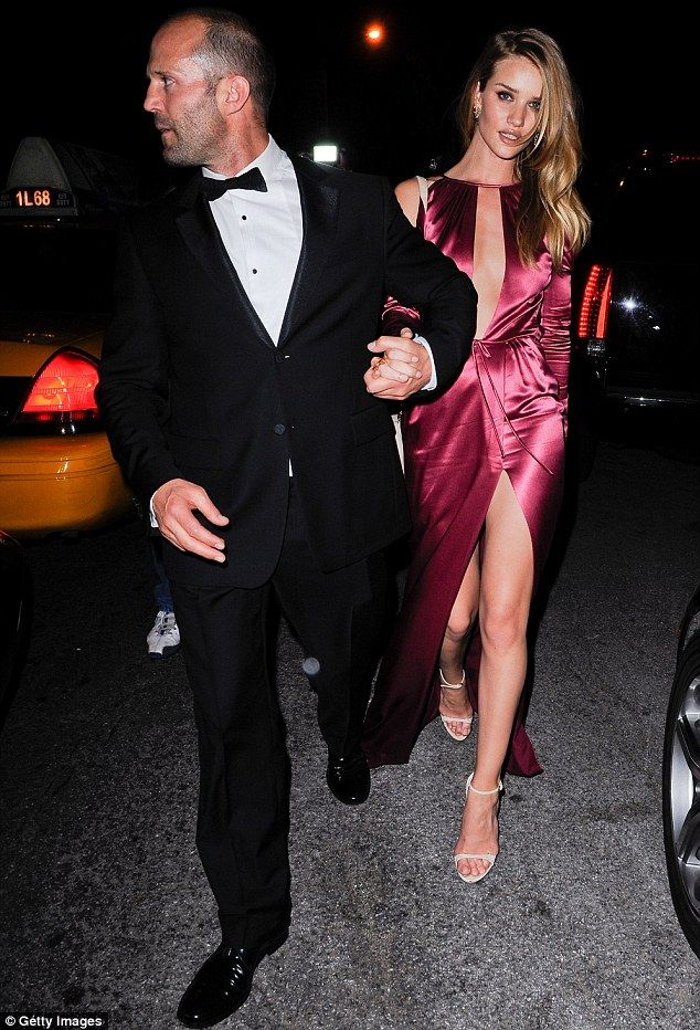 Rosie Huntington-Whiteley is said to be taking some time out of her long-term relationship with boyfriend Jason Statham