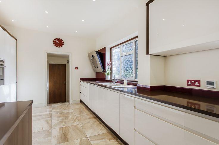 Nolte Kitchens Kitchens, Handleless kitchen and Walnut kitchen