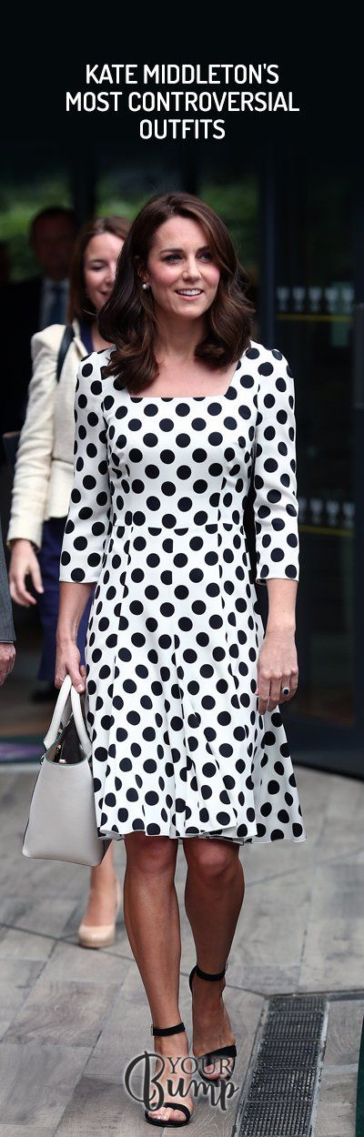 Kate Middleton's Most Controversial Outfits