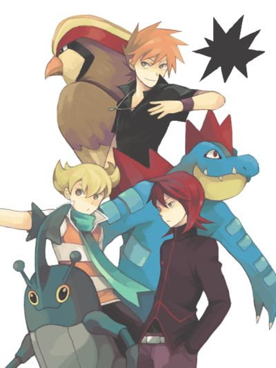 Welcome to the Pokemon World