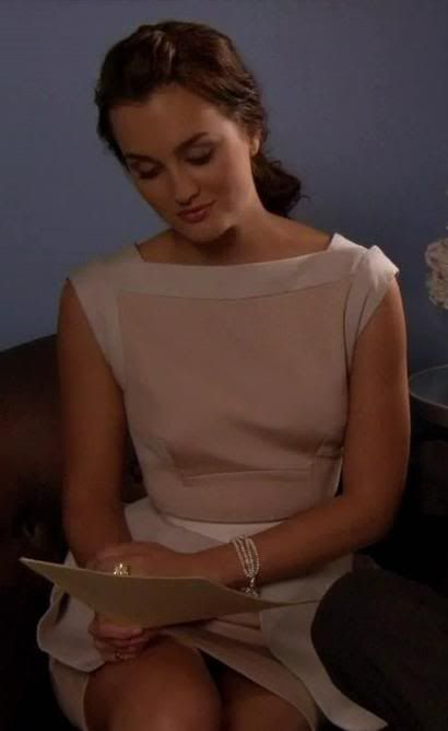 Gossip Girl Season 5 ~ Blair Waldorf in Victoria Beckham ~ Fasting And The Furious Episode