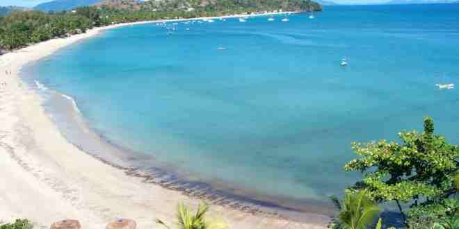 La plage de Madirokely à Nosy Be - Madagascar