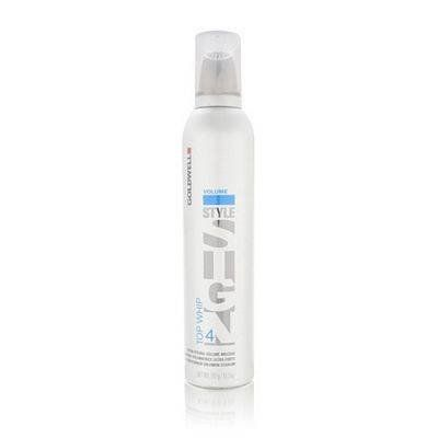 Goldwell Style Sign Top Whip Strengthening volume mousse for fine to normal hair 10.3 oz / 292G by Goldwell. Save 17 Off!. $13.34. Goldwell Style Sign Top Whip Strengthening volume mousse for fine to normal hair 10.3 oz / 292G     Makes hair feel thicker     Strong hold and long-lasting volume     Heat and color protection