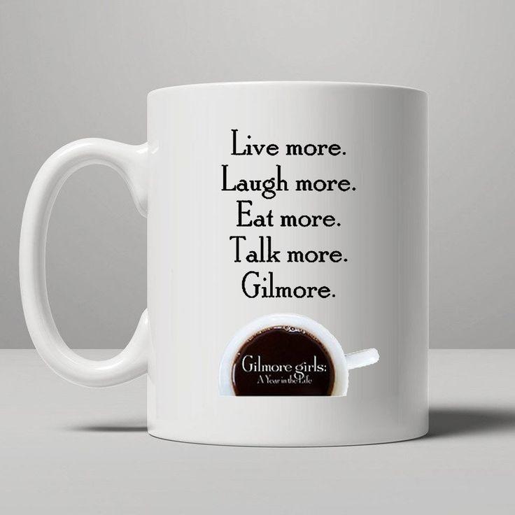 Extrêmement The 25+ best Gilmore girls coffee mug ideas on Pinterest | Gilmore  OW51