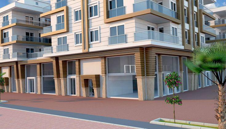 Immobilier commercial à Kepez, 104