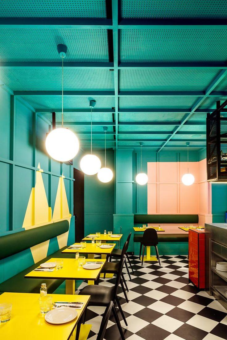 1095 best Restaurants & Bars images on Pinterest | Restaurant ...