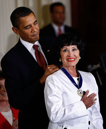Chita Rivera: A Career Timeline Hey, Don't be hating that I pinned her a lot on this board.