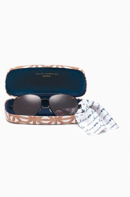 Available 3/30!  www.stelladot.com/sarahtaliaferro  Chevron Aviator Sunglasses in Black   Stella & Dot