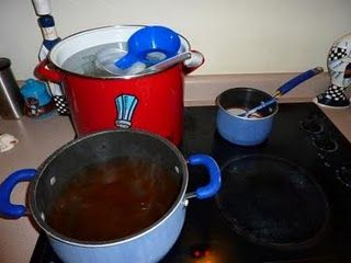 Canning made Easy- Homemade Blackberry Jam