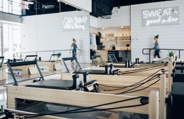 This new LA studio is the Pilates-cardio hybrid of your (sweat-filled) dreams