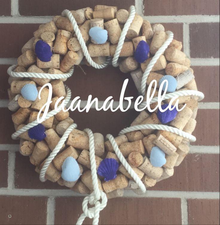 Nautical wreath