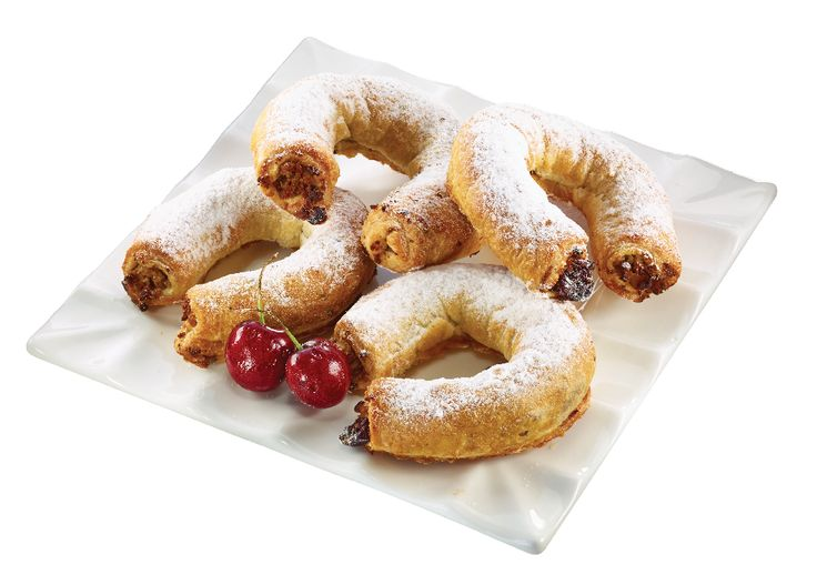 Walnut Strudel with Candied Cherries from #YummyMarket Rosh Hashanah Special
