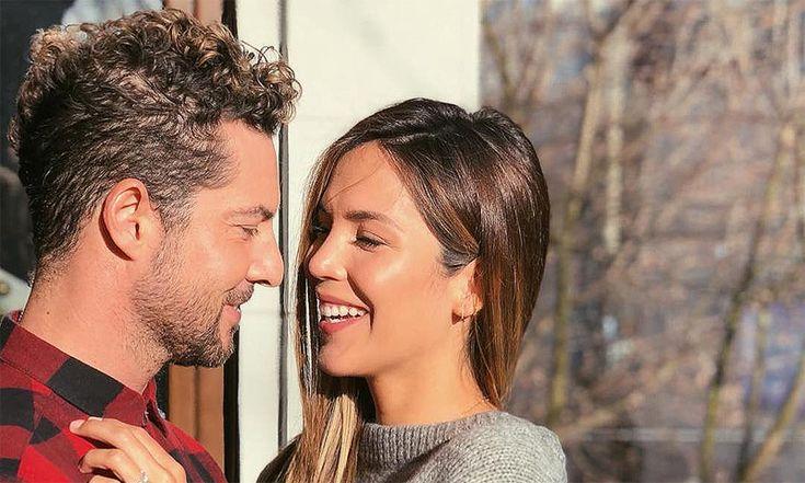 David Bisbal y Rosanna Zanetti anuncian que ¡se han comprometido!