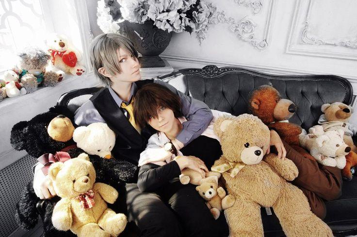 junjou romantica ~ usagi x misaki cosplay | Junjou ...
