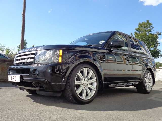 2006 Range Rover Sport 3.6 TDV8 HSE with full Stage 3 Colour Code Dynamic Pack. Twin turbo model. Java Black.