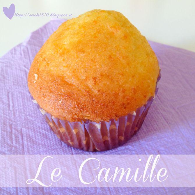 Tortine alle carote - le Camille