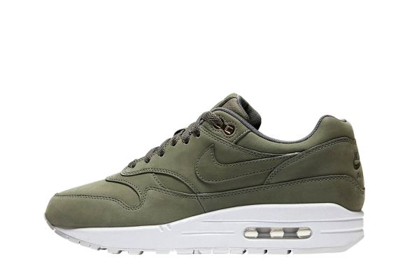 "Nike Wmns Air Max 1 Premium ""River Rock"" 454746-018 | Sneakers Online | Sneakerbaas"