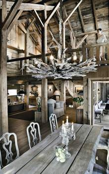 So much weathered wood, stunning.
