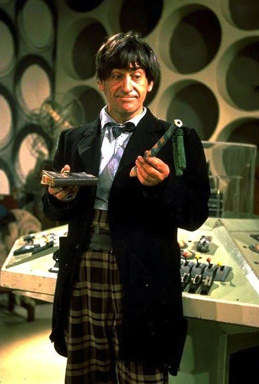 17 best images about patrick troughton 2nd doctor on