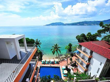 Blue Ocean Beach Hotel - 10 nap / 7 éj , First minute, menetrendszerinti járattal, Hotel, 4*, reggeli - Thaiföld   BUDAVÁRTOURS
