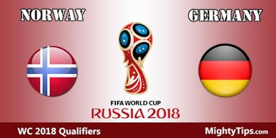footballmatch livestreaming today | World Cup Qual. UEFA | Germany Vs. Norway | live stream | 04-09-2017