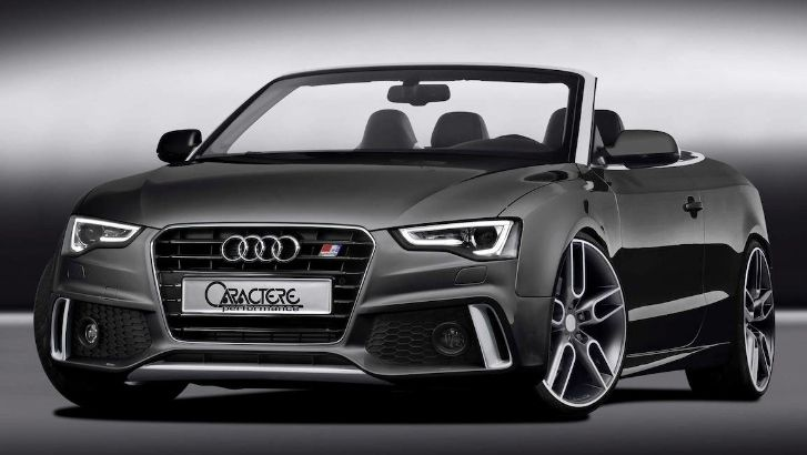 New Audi A5 Cabrio Kit From Caractere Performace [Photo Gallery]