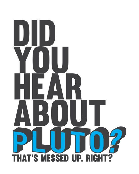 did you hear about pluto funny psych gus by studiomarshallarts