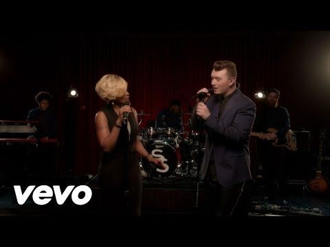 Sam Smith - Stay With Me (Live) ft. Mary J. Blige - YouTube