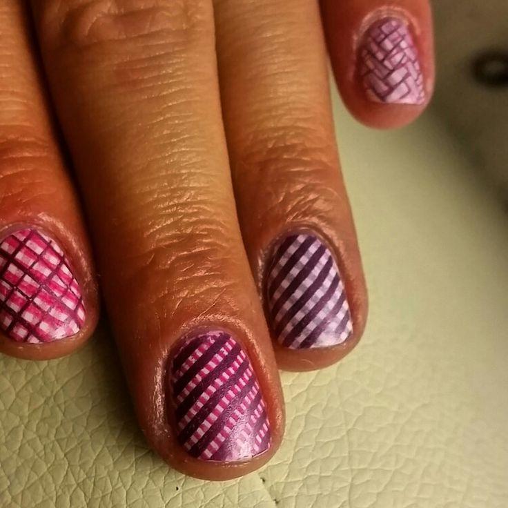 stamping nail design