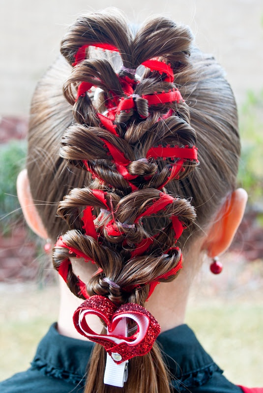35 Best Images About Valentine Hair Styles On Pinterest