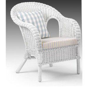 white rattan chairs - Google Search