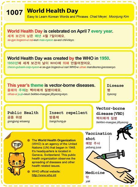 1007 World Health Day