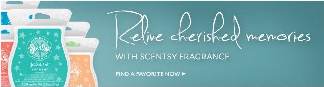 Scentsy fragrances!! <3