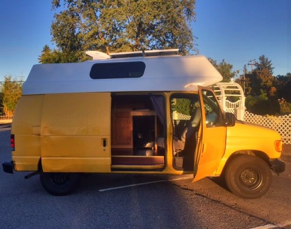I spent the last 4 months building an adventuremobile on the weekends and evenings after work. Building this van was at times overwhelming, but always exciting. The experience has taught me many things and I am excited for the adventures to come. I hope you enjoy this tour.