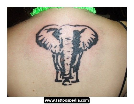 Elephant Alzheimers Tattoo Ideas