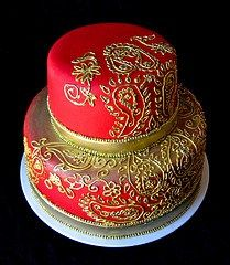 bollywood cake designs  | Photo Credit: http://www.flickr.com/photos/artisancakecompany/