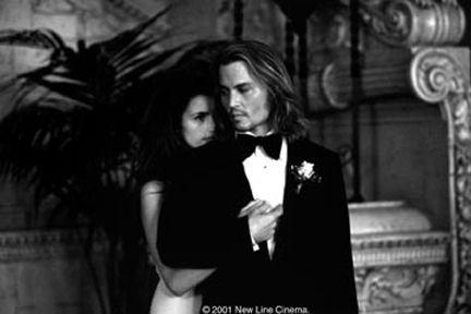 Blow  \\  Starred by Johnny Depp & Penelope Cruz