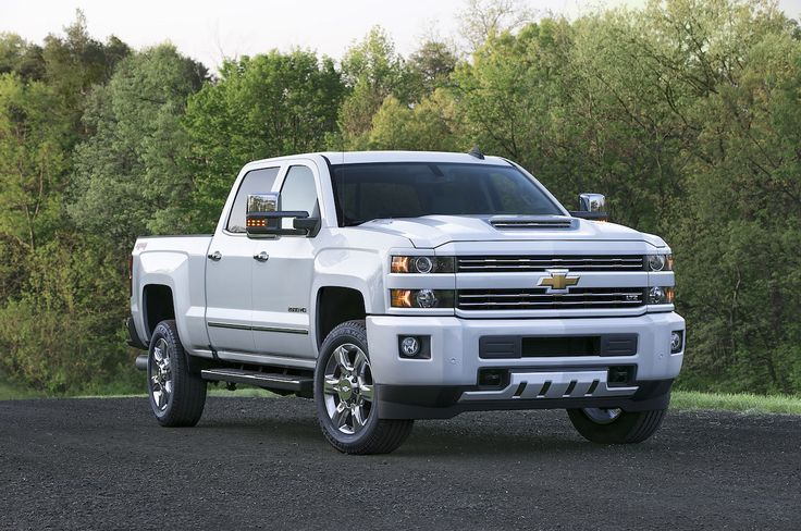 2017 Chevy Silverado HD Gets 6.6L Duramax Turbo Diesel V8, Alaska Edition (etc.) Gmauthority.com