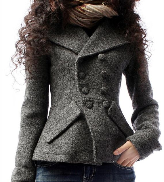 48 best coats images on Pinterest | Sewing patterns, Coats ...
