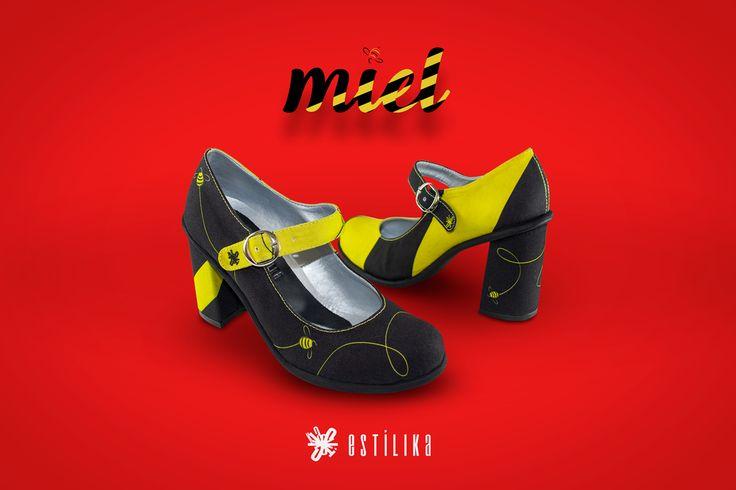 Te gustan nuestros zapatos de tacón Estilika? Mariquita, ahora puedes visitarnos en nuestro sitio https://www.facebook.com/estilika/   Estílika #mujer #tendencia #moda #zapatos #diseñoindependiente #talentocolombiano