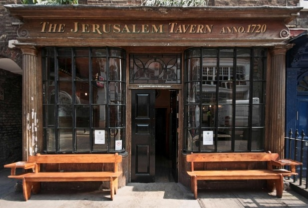 Jerusalem Tavern, London