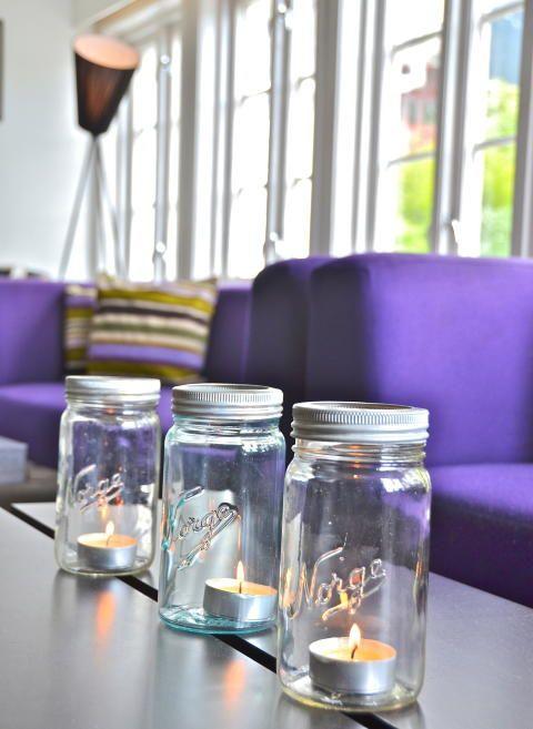 Fordelen med de tidløse Norgesglassene er at de fungerer svært godt i ulike interiørstiler.  (Av Signe Schineller)