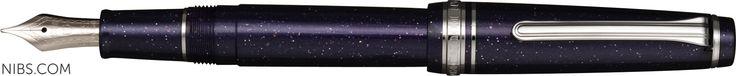 Sailor Pro Gear Slim Purple Cosmos