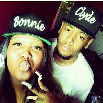 hat bonnie and clyde matching couples black black and white black and white hat