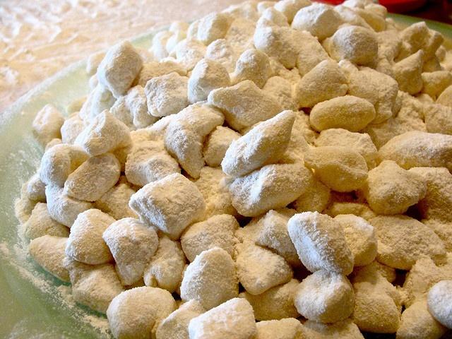 Gnocchi di Patate fatti con il Bimby: LEGGI LA RICETTA ► http://www.ricette-bimby.com/2012/06/gnocchi-di-patate-bimby.html