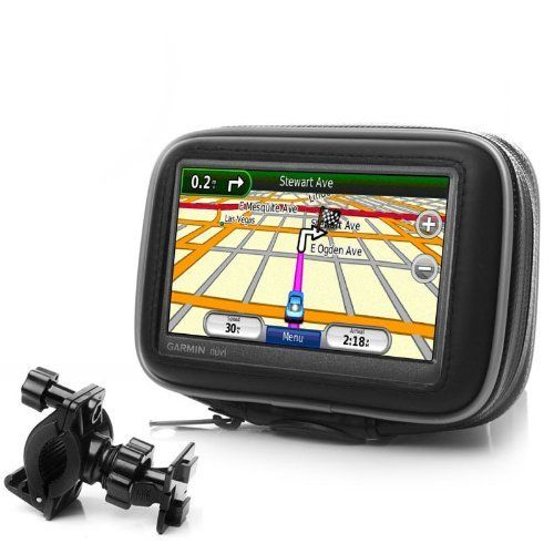 75 best electronics gps navigation images on pinterest black friday usa gear weatherproof handlebar mount gps case for garmin nuvi tomtom magellan gps navigation systems from accessory power fandeluxe Gallery